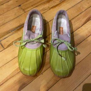 Sporto duck shoes